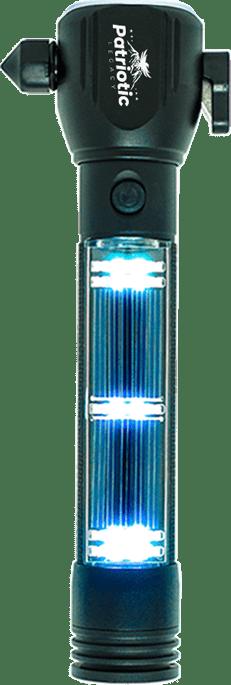 flashlight sidebar white light